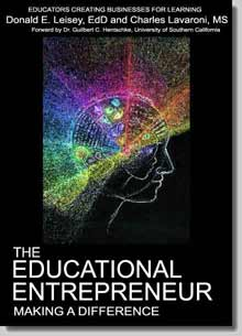 The book 'Educational Entrepreneur'